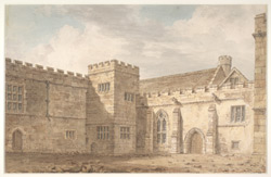 Haddon Hall, Derbyshire f.21